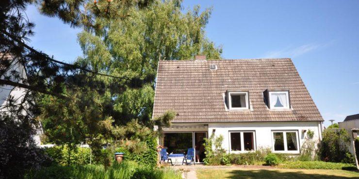 Lübeck – Schlutup Einfamilienhaus in guter Lage